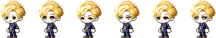 MapleStory March 25 Royal Male Faces