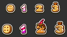 MapleStory March 11 Sweets Damage Skin Icon