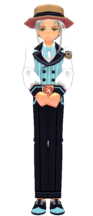 Mabinogi Royal Academy Formal Uniform Set (M)