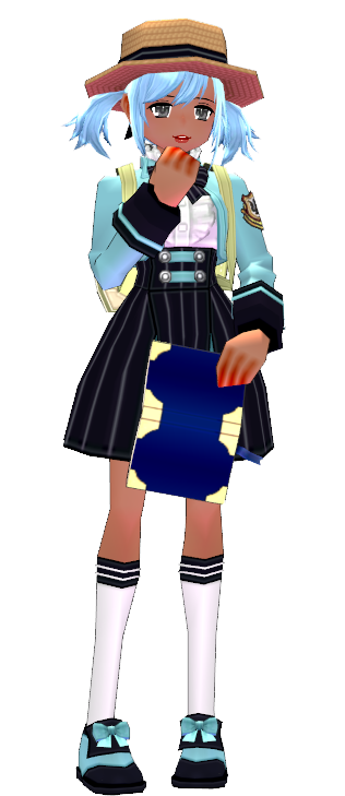 Mabinogi Royal Academy Formal Uniform Set (F)