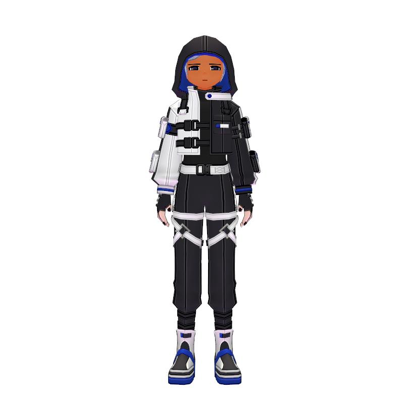 Tech Chic Long Suit (M)