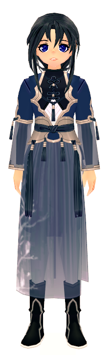 Mabinogi 12th Anniversary Classic Eastern Outfit (Unisex)