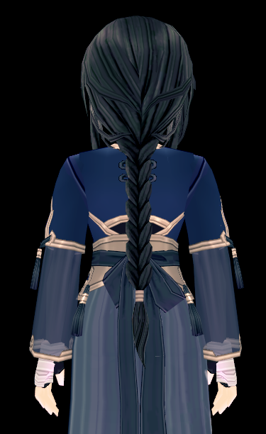 Mabinogi 12th Anniversary Classic Eastern Wig