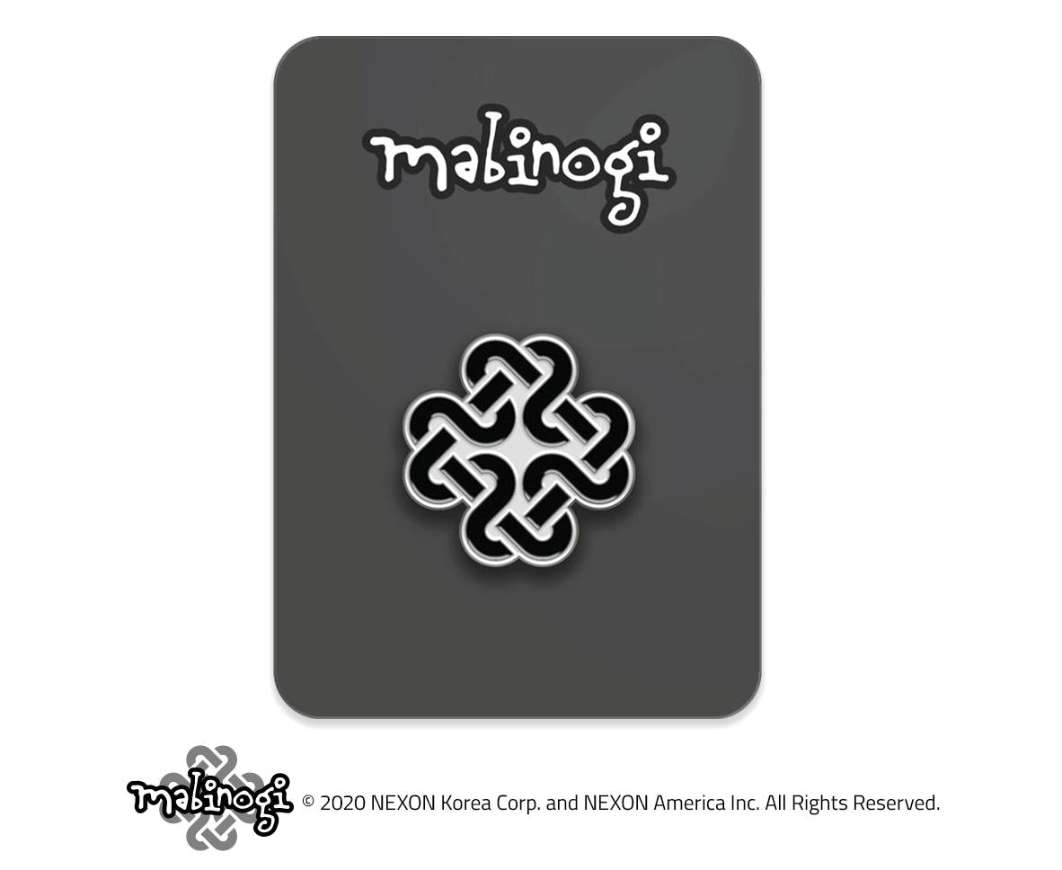 Mabinogi Symbol Pin