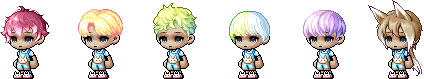 MapleStory April 8 Cash Shop Update Male Royal Hairstyles