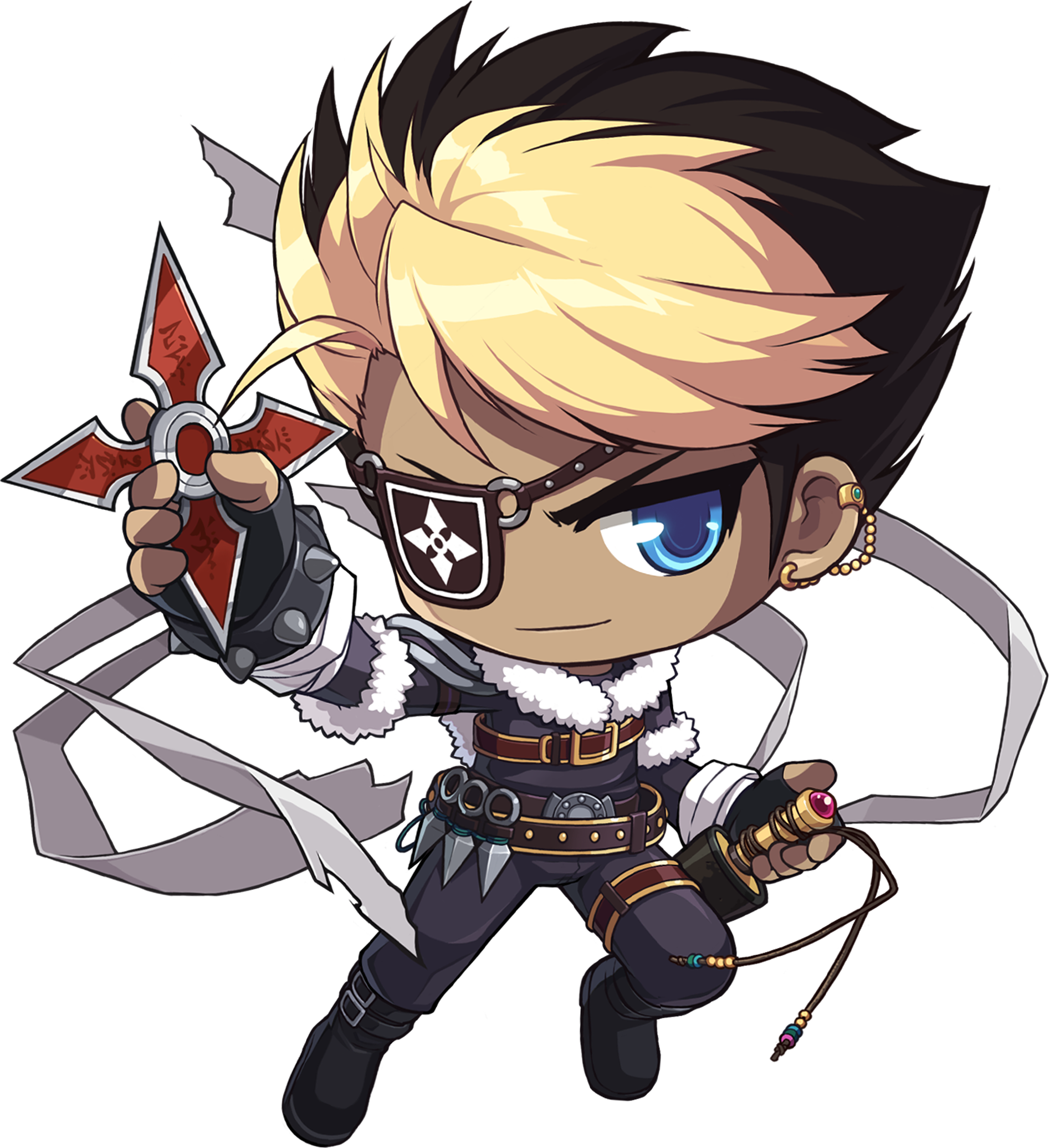 MapleStory-Thief