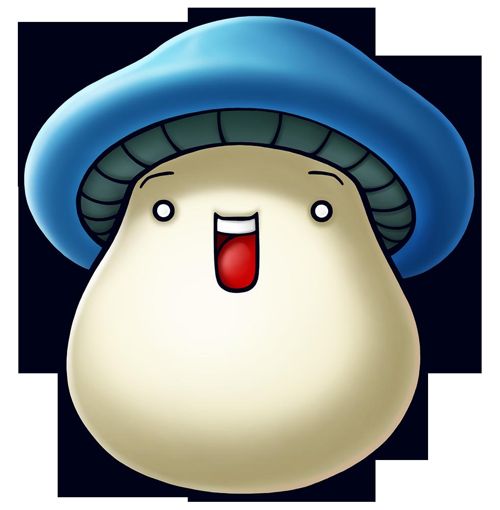 MapleStory Blue Mushroom