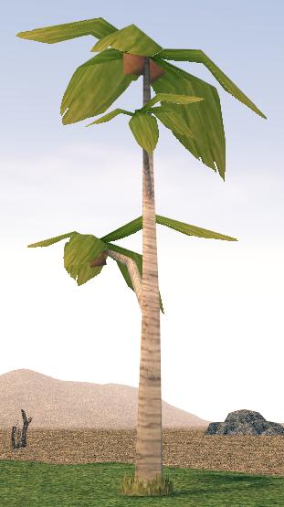 Mabinogi Homestead Harmonious Desert Tree 2