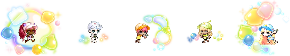MapleStory April 29 Cash Shop Update Maple Chic Packages