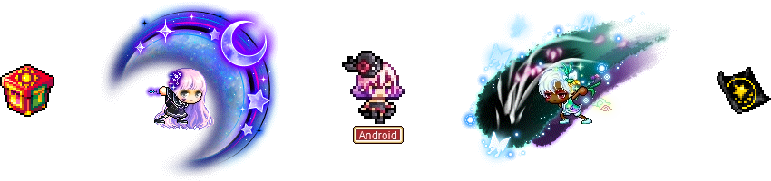 MapleStory April 29 Cash Shop Update Party Pixel Items