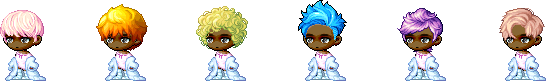 MapleStory May 13 Cash Shop Update Male Royal Hairstyles