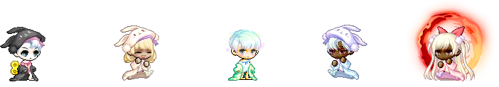 MapleStory May 6 Cash Shop Update Anniversary Surprise Style Box Contents 2