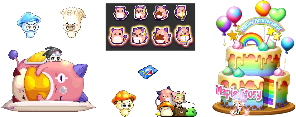 MapleStory May 6 Cash Shop Update Gachapon Ticket Daily Deal May 12 2020