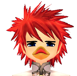 Mabinogi Duck Mask (Face Accessory Slot Exclusive)
