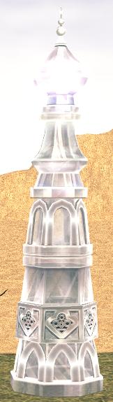 Mabinogi Homestead Elegant Lotus Crystal Lamp