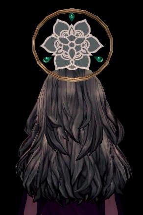 Mabinogi Elegant Lotus Halo