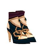 Mabinogi Elegant Lotus Shoes (F)
