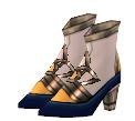Mabinogi Elegant Lotus Shoes (M)