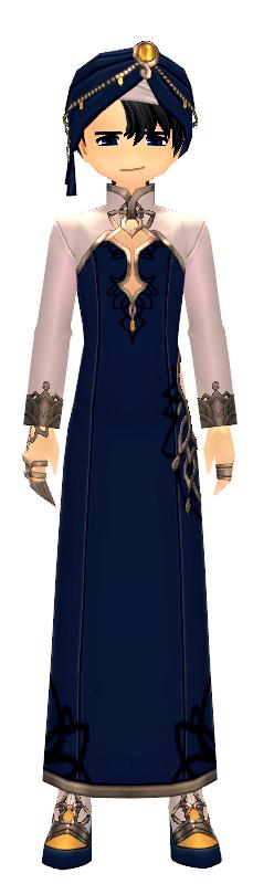 Mabinogi Elegant Lotus Suit (M)