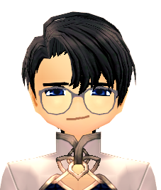 Mabinogi Hanging Glasses (Face Accessory Slot Exclusive)