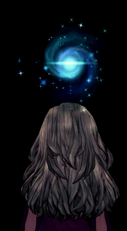 Mabinogi Libra Galaxy Halo