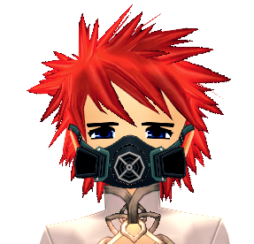 Mabinogi Purification Mask (Face Accessory Slot Exclusive)