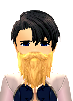 Mabinogi Sailor's Beard (Face Accessory Slot Exclusive)