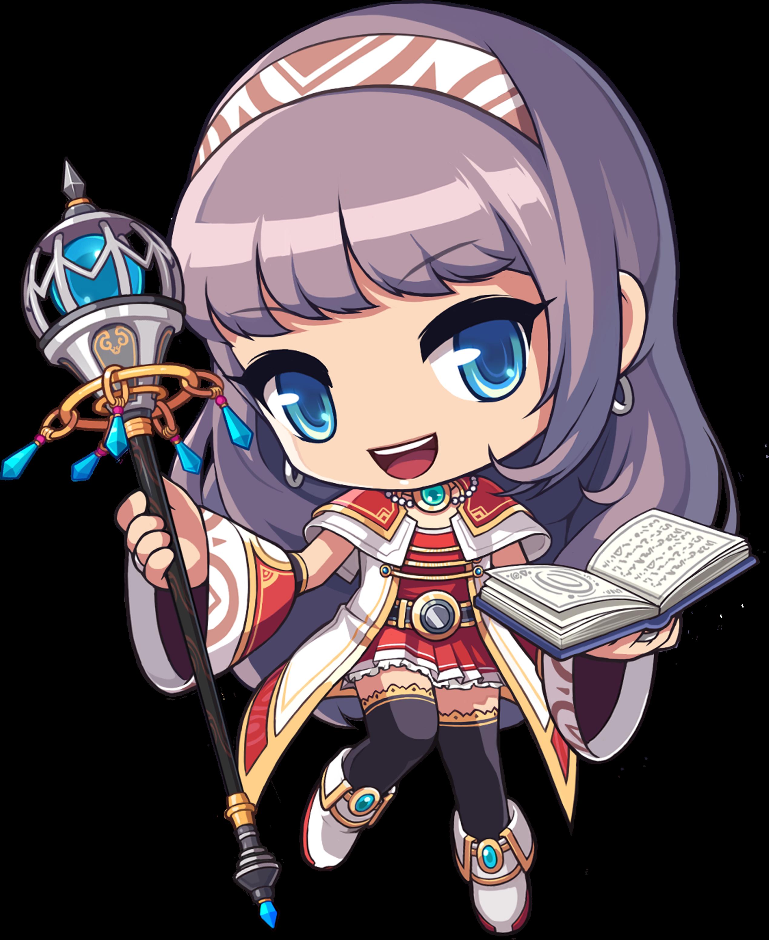 MapleStory Magician