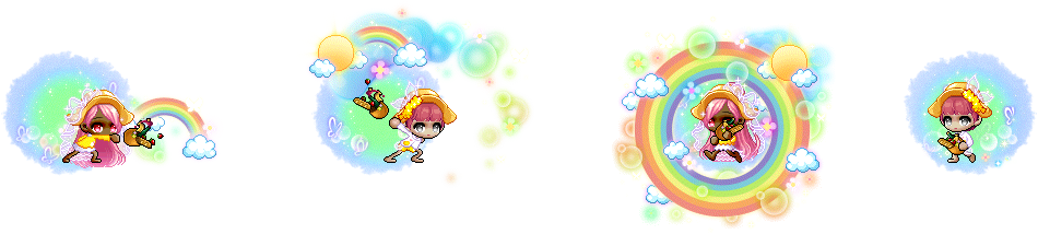 MapleStory May 27 Cash Shop Update Moon Tranquil Picnic Permanent Outfit Packages