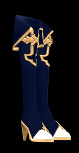 Mabinogi Eluned Sacred Light Shoes (M)