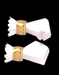 Mabinogi Eluned Sacred Light Gloves (M)