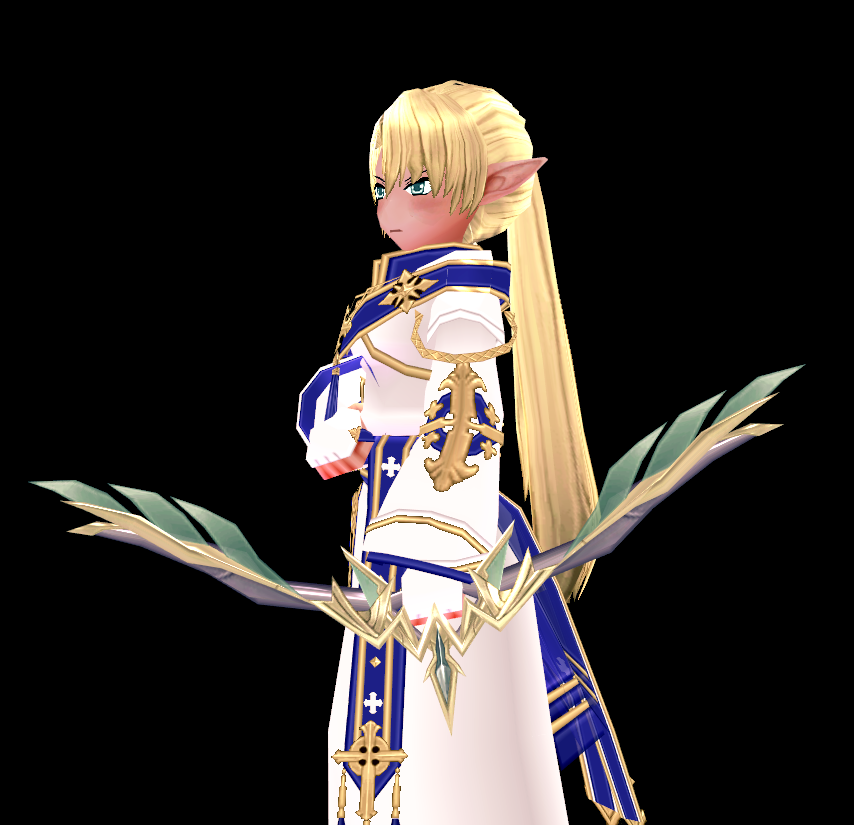Mabinogi Magical Blitz Bow Appearance Scroll