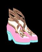Mabinogi Magical Blitz Boots (F)