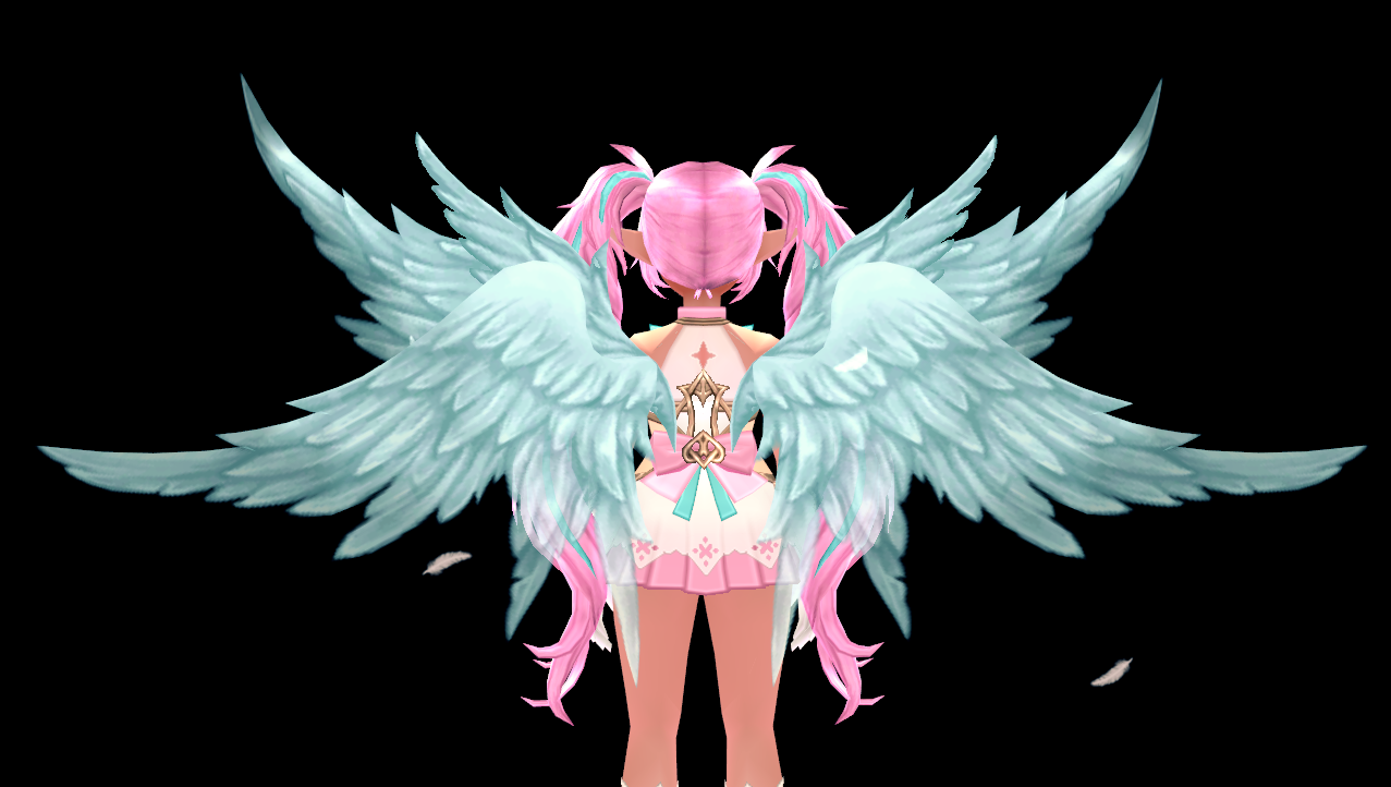 Mabinogi Magical Blitz Pure Angelic Wings