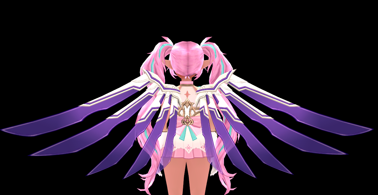 Mabinogi Magical Blitz Splash Cure Wings