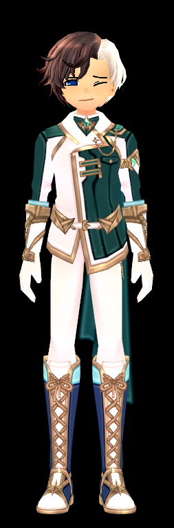Mabinogi Magical Blitz Miracle Wear (M)