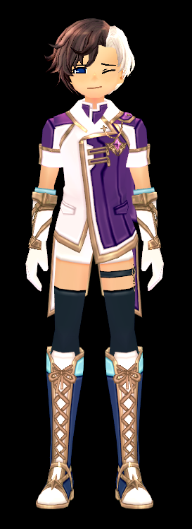 Mabinogi Magical Blitz Splash Wear (M)