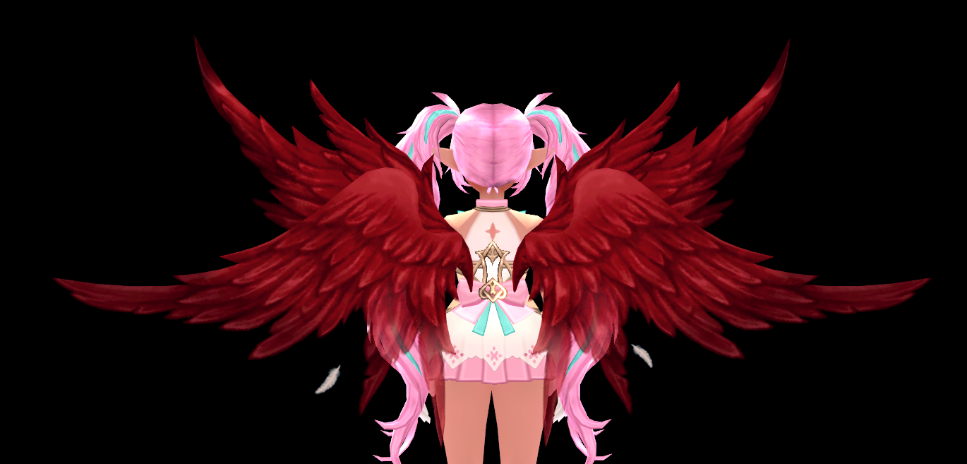 Mabinogi Magical Blitz Heart Angelic Wings
