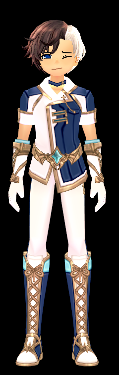 Mabinogi Magical Blitz Innocent Wear (M)