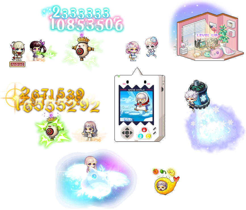 MapleStory Rise: Promise of the Guardian Royal Shop
