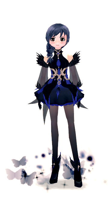 Mabinogi Special Voidal Butterfly 2nd Title Coupon