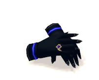 Mabinogi Crow Feather Gloves (M)