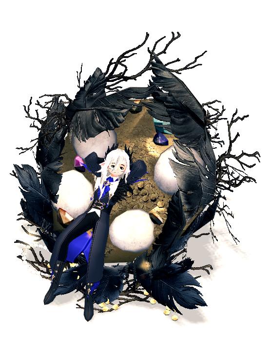 Mabinogi Crow's Nest Chair