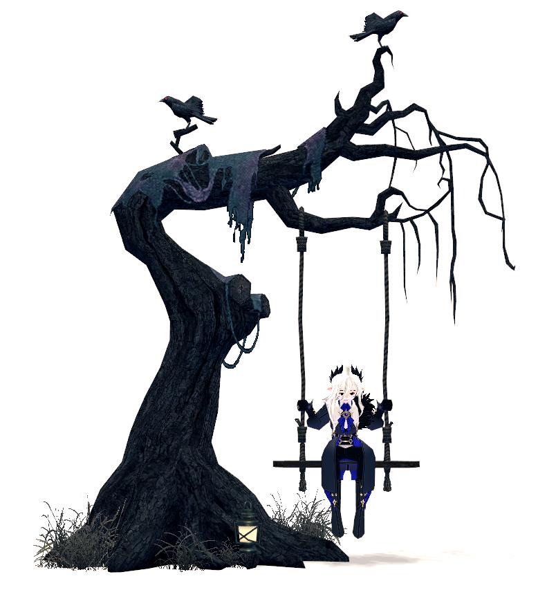 Mabinogi Forlorn Tree Swing