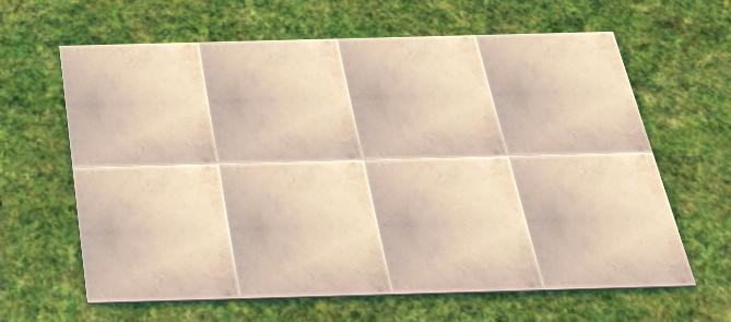 Mabinogi Homestead White Chess Board Package Box