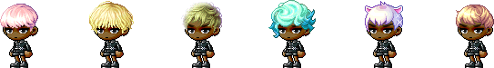 MapleStory June 24 Cash Shop Update Male Royal Hairstyles
