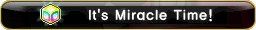 Double Miracle Time Notice MapleStory