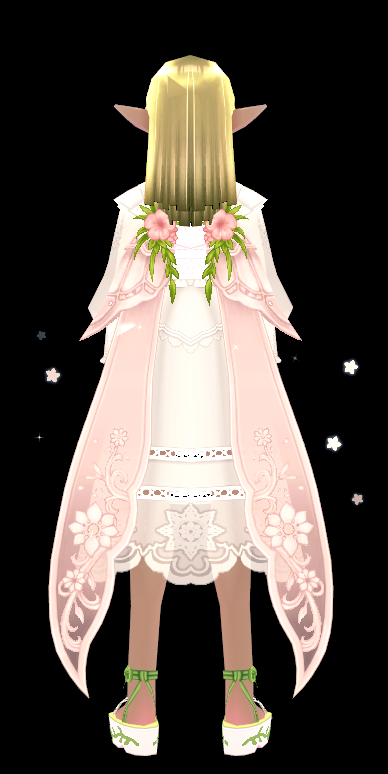 Mabinogi Passionate Secret Garden Wings (Enchantable)