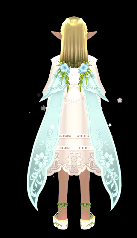 Mabinogi Refined Secret Garden Wings (Enchantable)