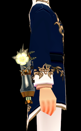 Mabinogi Secret Garden Cylinder Appearance Scroll